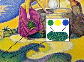 Signac pointillism